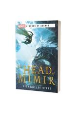 Asmodee Marvel Legends of Asgard: The Head of Mimir (Novel)