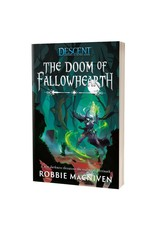 Asmodee Descent: The Doom of Fallowhearth (Novel)