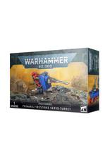 Games Workshop 40K Space Marines Firestrike Servo-Turret