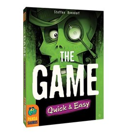 Pandasaurus Games The Game: Quick and Easy