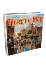 Days of Wonder Ticket to Ride: Amsterdam