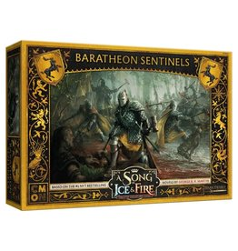 Cool Mini or Not A Song of Ice & Fire Miniatures Game: Baratheon Sentinels