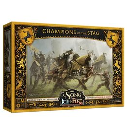 Cool Mini or Not PREORDER: SOIF Baratheon Champions of the Stag