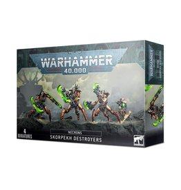 Games Workshop 40K Skorpekh Destroyers