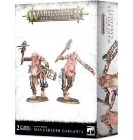 Games Workshop AoS Mancrusher Gargants