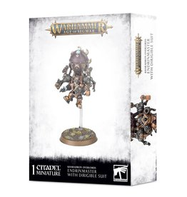 Games Workshop AoS Kharadron Endrinmasterin Dirigible Suit