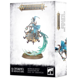 Games Workshop AoS Magister on  Disc of Tzeentch