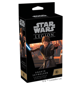 Fantasy Flight Games PREORDER: SW Legion: Anakin Skywalker Commander