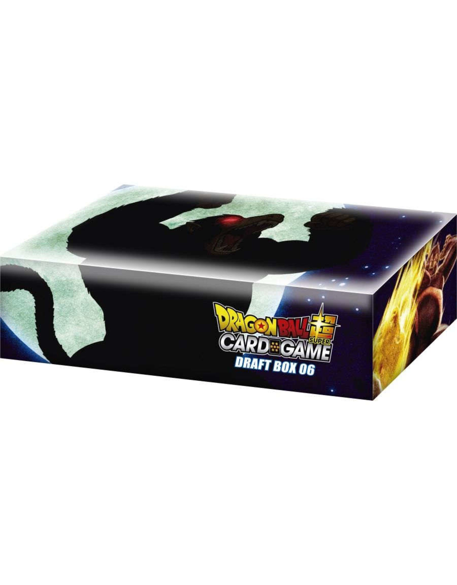 Bandai Dragon Ball Super: Series 6 Giant Force Booster box