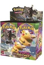 Pokemon Company Vivid Voltage Booster box - Pokemon: Sword and Shield
