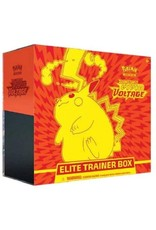 Pokemon Company Vivid Voltage Elite Trainer Box - Pokemon: Sword and Shield