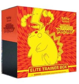 Pokemon Company Vivid Voltage Elite Trainer Box - Pokemon: Sword and Shield