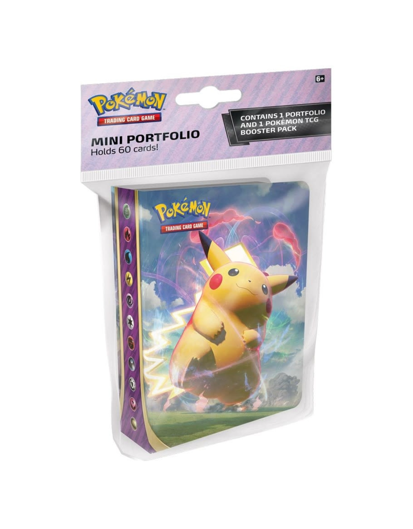 Pokemon Company PREORDER: Mini Portfolio Vivid Voltage - Pokemon: Sword and Shield