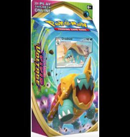 Pokemon Company PREORDER: Drednaw Vivid Voltage Theme deck - Pokemon: Sword & Shield
