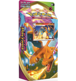 Pokemon Company Charizard Vivid Voltage Theme deck - Pokemon: Sword and Shield