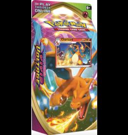 Pokemon Company PREORDER: Charizard Vivid Voltage Theme deck - Pokemon: Sword and Shield