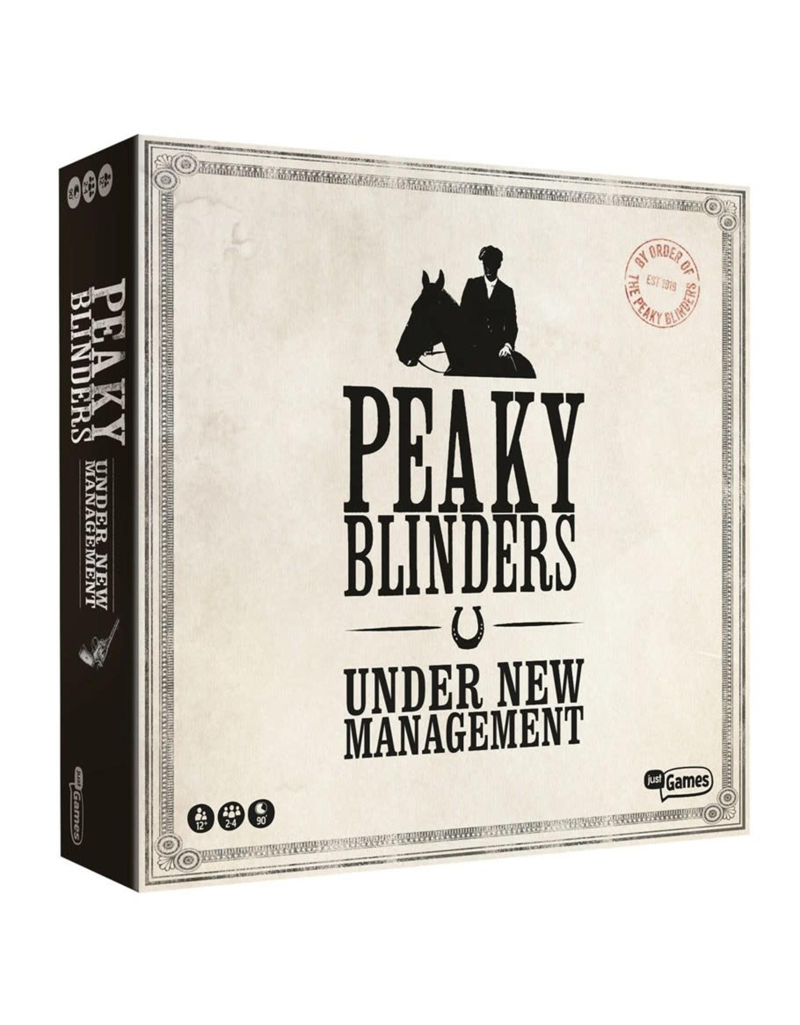 Asmodee Peaky Blinders: Under New Management