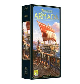 Asmodee Armada Expansion: 7 Wonders New Edition