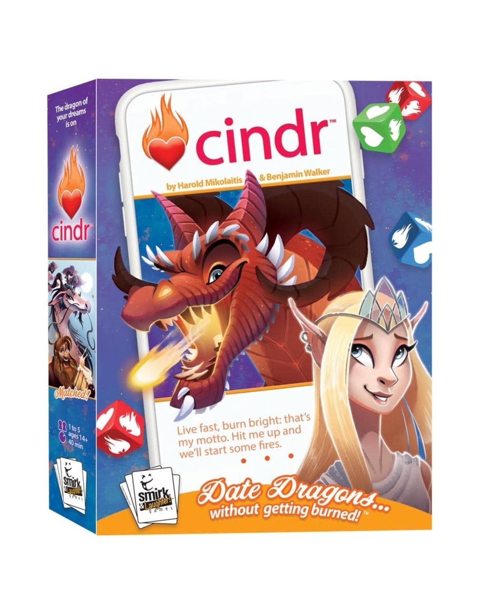 Smirk & Dagger Games Cindr