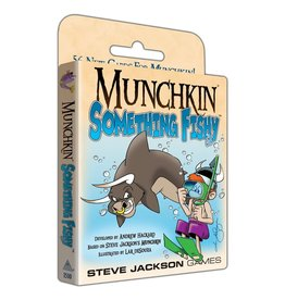 Steve Jackson Games Munchkin: Something Fishy Expansion