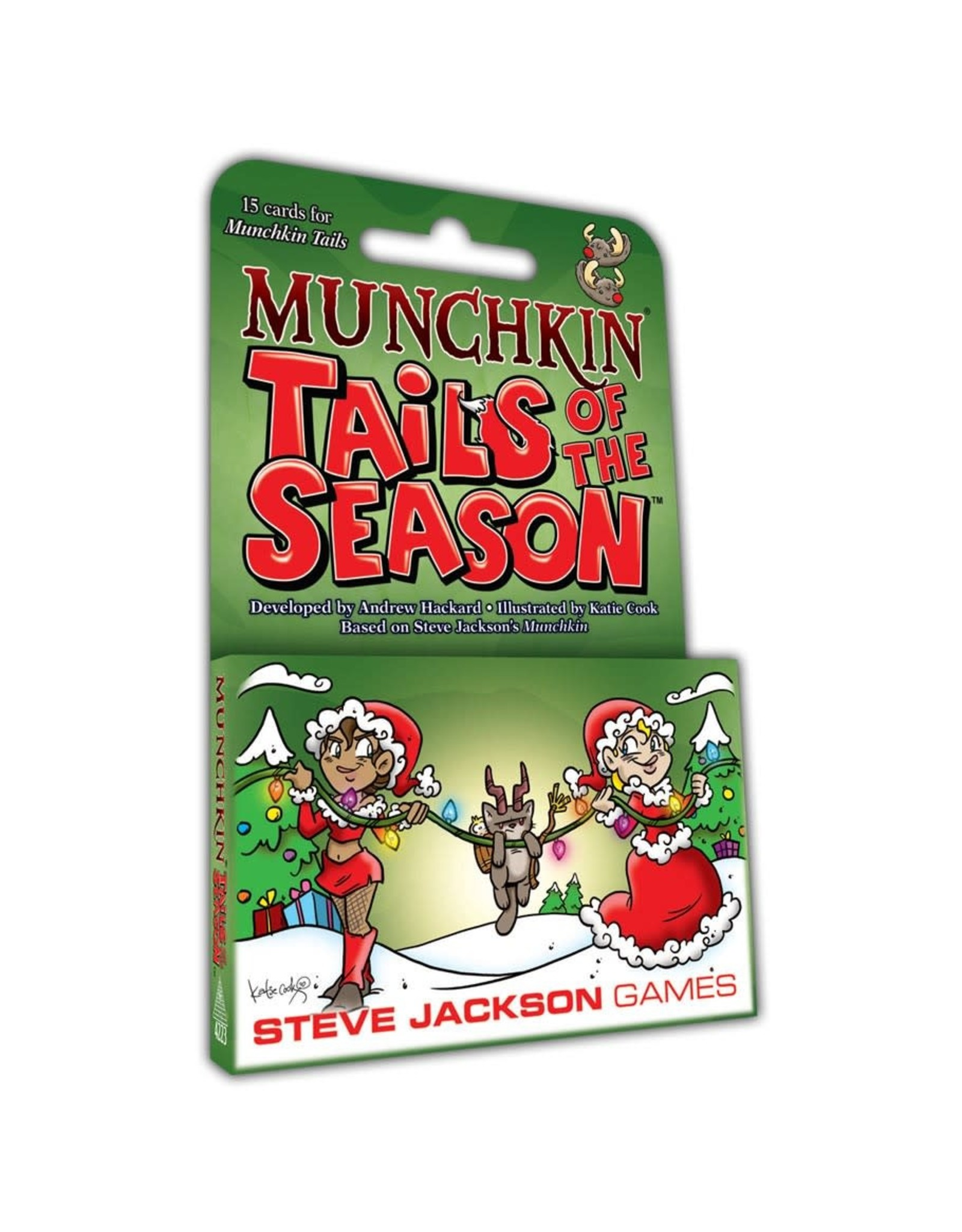 Steve Jackson Games Munchkin: Tails of the Season Expansion