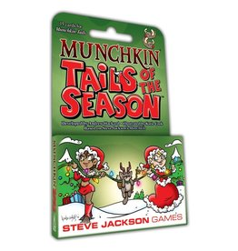 Steve Jackson Games Munchkin: Tails of the Season Expansion
