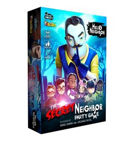 Arcane Wonders Hello Neighbor - The Secret Neighbor Party Game