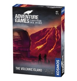 Thames & Kosmos Adventure Games: The Volcanic Island