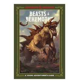Random House D&D: A Young Adventurer`s Guide - Beasts and Behemoths