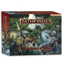 Paizo Pathfinder 2nd Edition Beginner Box