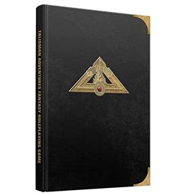 Pegasus Spiele PREORDER: Limited Edition Core Rule Book: Talisman Adventures RPG