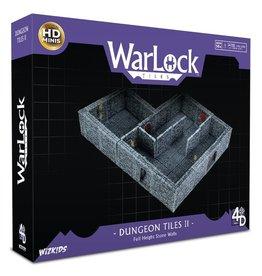 Wizkids Full Height Stone Walls - WarLock Tiles: Dungeon Tiles II