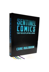 Greater/Than/Games PREORDER: Sentinel Comics - Core Rulebook Special Edition
