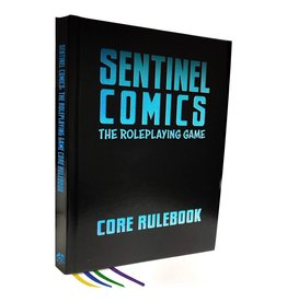 Greater/Than/Games PREORDER: Sentinel Comics RPG: Core Rulebook Special Edition