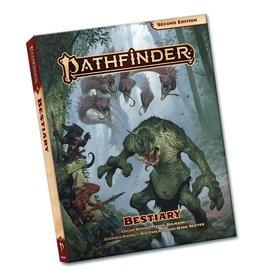 Paizo Pocket Edition Beastiary: Pathfinder 2e