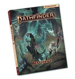 Paizo Pocket Edition Bestiary 2: Pathfinder 2e