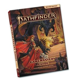Paizo PREORDER: Pocket Edition Gamemastery Guide: Pathfinder 2e