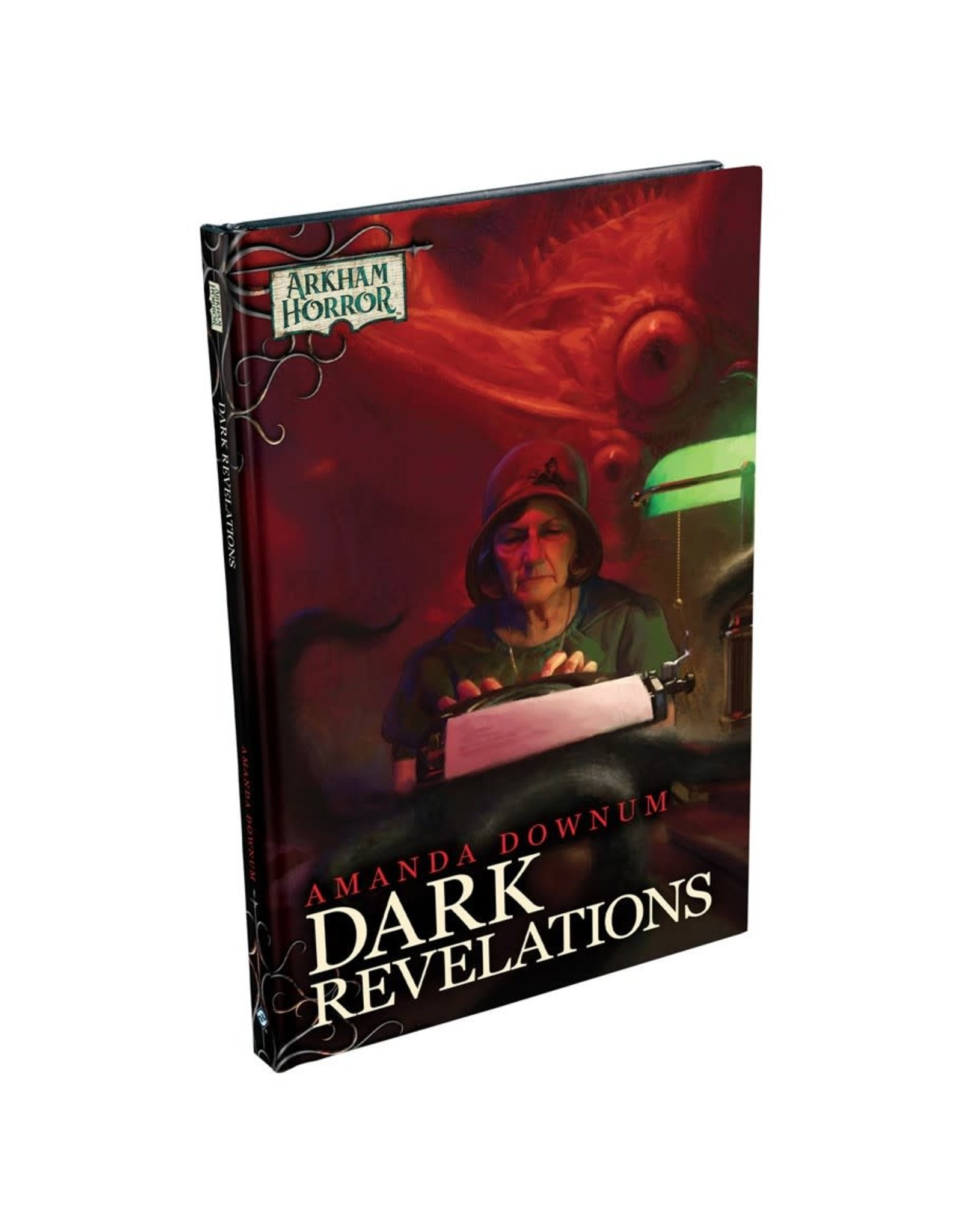 Fantasy Flight Games Arkham Horror Dark Revelations novella