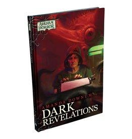 Fantasy Flight Games Arkham Horror Dark Revelations novella