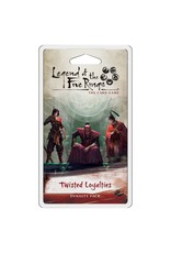 Fantasy Flight Games Legend of the Five Rings LCG: Twisted Loyalties Dynasty Pack