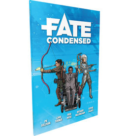 Evil Hat Productions Fate Core RPG: Condensed