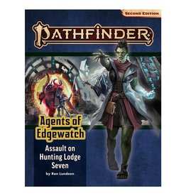 Paizo Pathfinder 2E Adventure Path: Agents of Edgewatch 4 - Assault on Hunting Lodge Seven