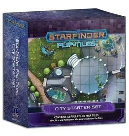 Paizo Starfinder RPG: Flip-Tiles - City Starter Set