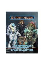 Paizo Starfinder Pawns: Threefold Conspiracy Pawn Collection