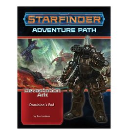 Paizo Starfinder Adventure Path: Devastation Ark 3 - Dominion's End