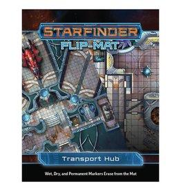 Paizo Starfinder Flip-Mat: Transport Hub