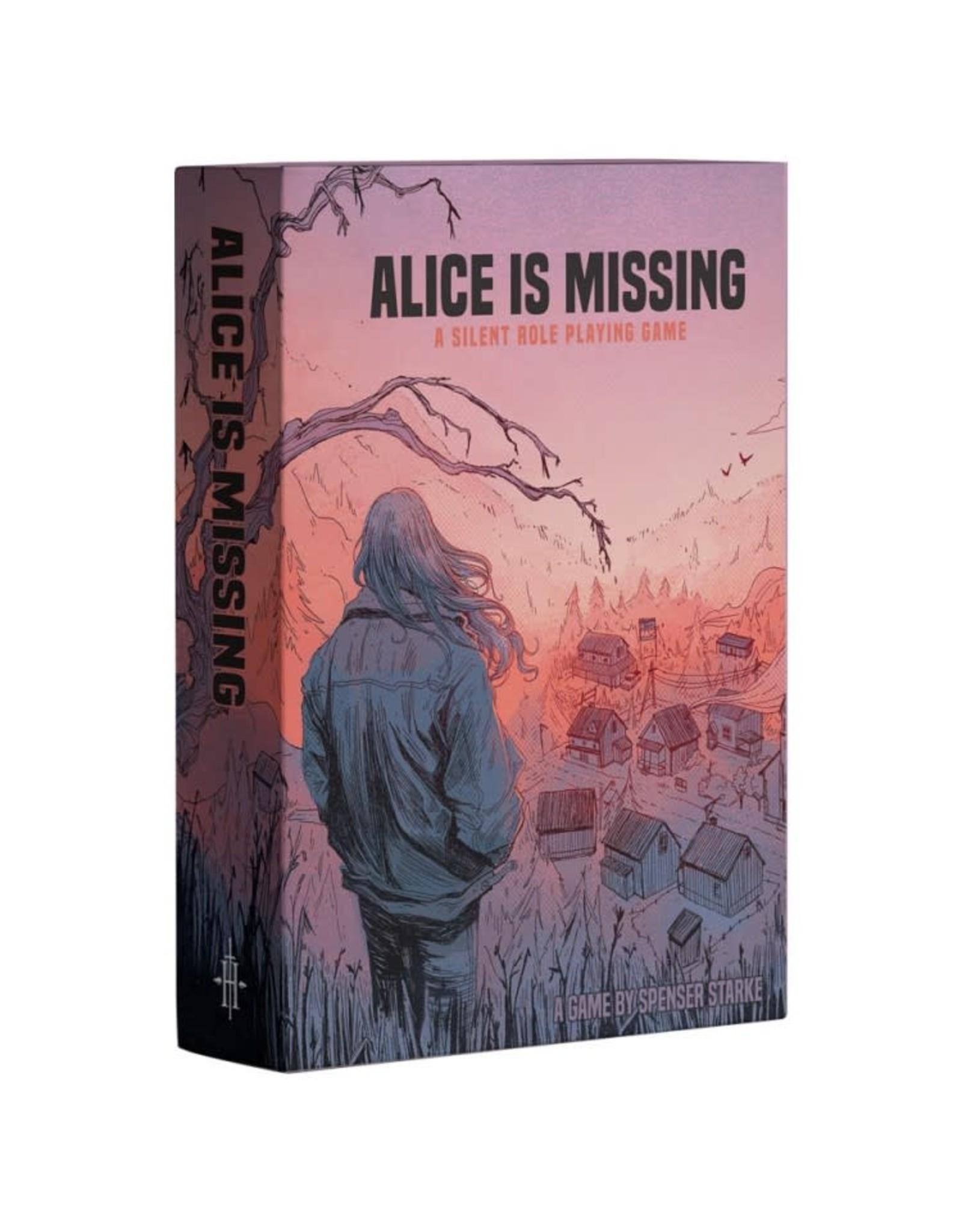 Renegade Alice is Missing RPG