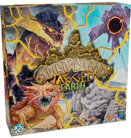 Greater/Than/Games Spirit Island: Jagged Earth Expansion