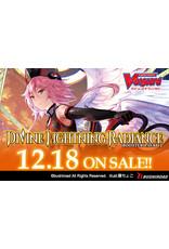 Bushiroad V Booster 12 - Divine Lightning Radiance box - Cardfight!! Vanguard