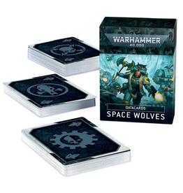 Games Workshop 40K Datacards - Space Wolves